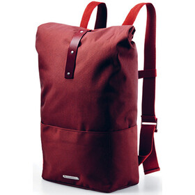 Brooks Hackney Mochila 24-30l, red fleck/maroon